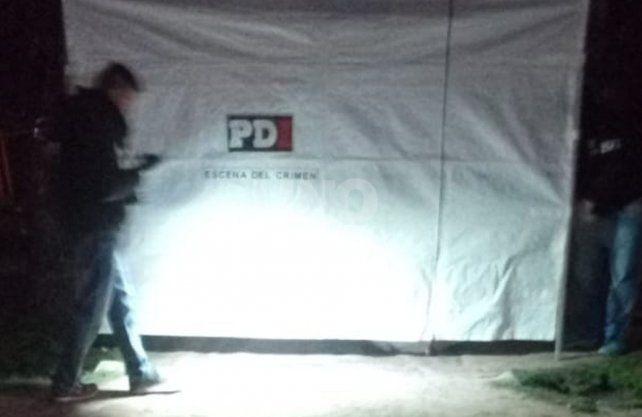 Asesinaron a un hombre de 32 puñaladas en barrio Villa Oculta