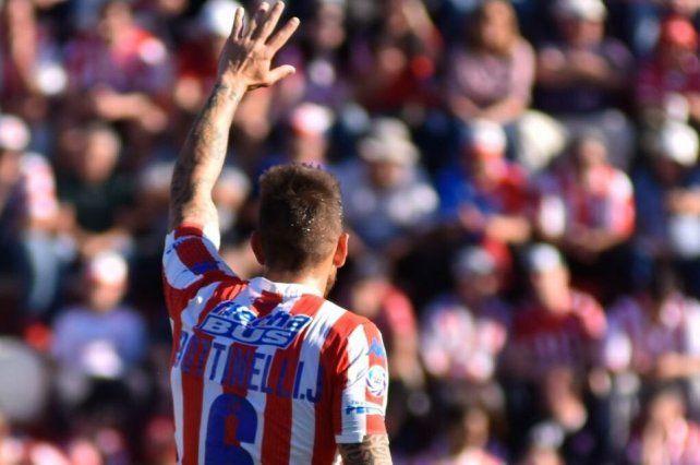 Bottinelli será titular en el cierre del año frente a Talleres