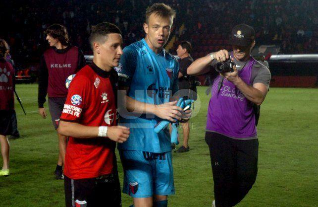 No es la primera vez que surgen opciones de regreso a Uruguay para Leonardo Burián, que tiene contrato con Colón.