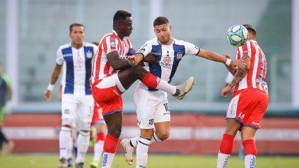Unión jugó un partido inteligente y rescató un punto importante ante Talleres