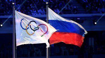 rusia quedo afuera de los juegos olimpicos de tokio
