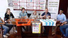 la seleccion argentina de futsal llega a esperanza