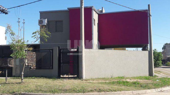 La vivienda de barrio Nueva Esperanza