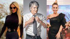 los mensajes de los famosos durante la asuncion de alberto fernandez