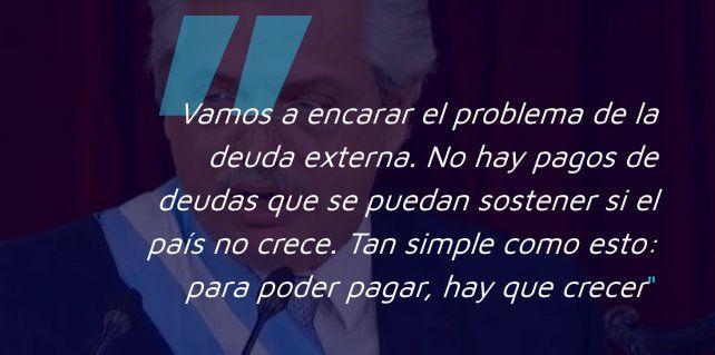 Las Diez Frases Más Destacadas De Alberto Fernández