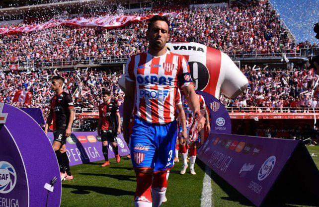 Corvalán se planteó como objetivo ganar la Sudamericana con Unión.