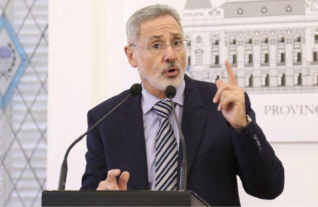 El flamante ministro de Seguridad, Marcelo Saín.
