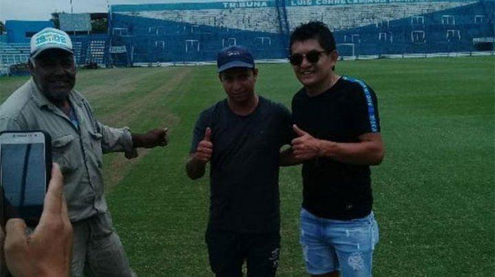 ¡Sorpresa! La imagen que demuestra que Pulga volvió a Atlético Tucumán