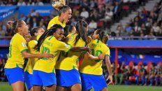 brasil presento su candidatura al mundial femenino 2023