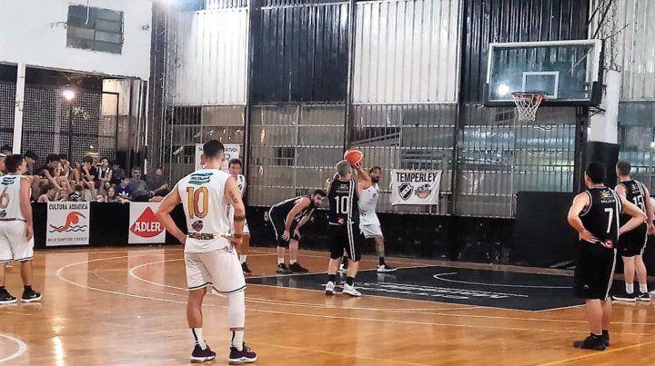 Victoria de Almagro y revés de Alma en la Copa Santa Fe