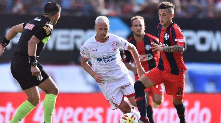 Héctor Fértoli, el volante ofensivo que estaría en la mira de Madelón