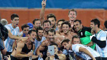 el hockey argentino tiene rivales para tokio 2020