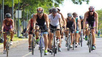 reprogramaron el triatlon ciudad de santa fe