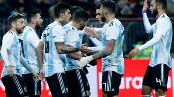 la seleccion argentina mantuvo su lugar en el ranking mundial