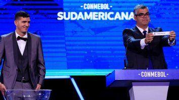 asi se jugara la primera fase de la sudamericana para los equipos argentinos