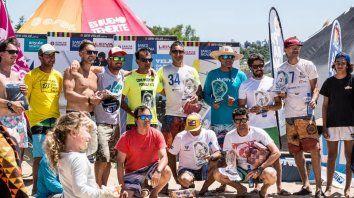 concluyo el campeonato argentino de kitefoil