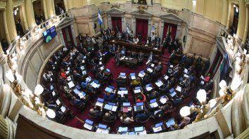 El Congreso aprobó la ley de emergencia económica y ya fue promulgada.