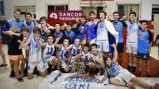 un 2019 a puro titulo para las inferiores del basquet santafesino