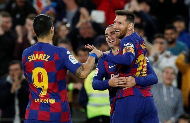 Messi y la importancia de ser el máximo goleador de la Liga de España