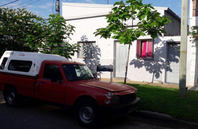 La vivienda está ubicada en calle Avellaneda al 6700.