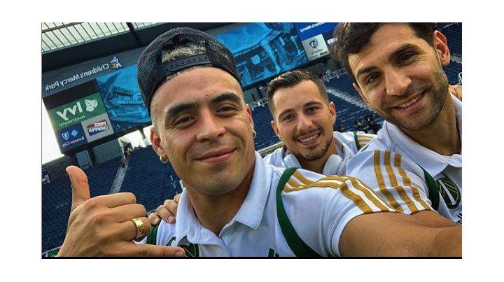 La historia de Instagram de Brian Fernández que lo acerca a Colón