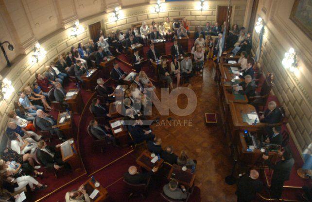 Senado de Santa Fe