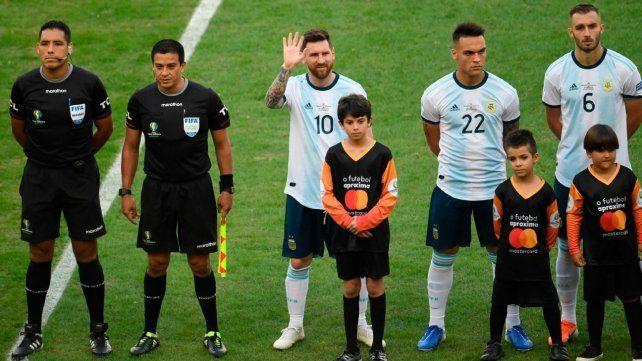 Lionel Messi reafirmó en este 2019 su argentinidad