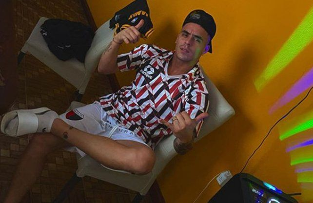 Brian Fernández: ¡Ni el sueldo necesito! Solo ponerme la camiseta y decir gracias Dios