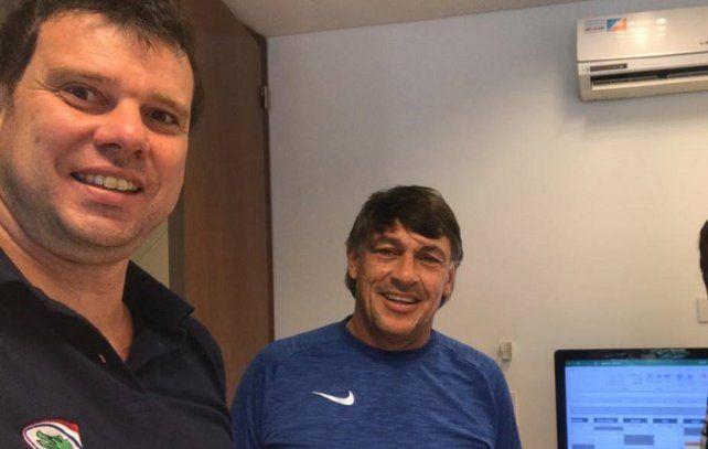Un santafesino en la estratégica Sudamérica Rugby