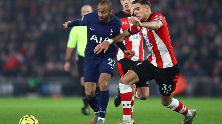 Tottenham tuvo un comienzo de año fallido en la Premier Legue