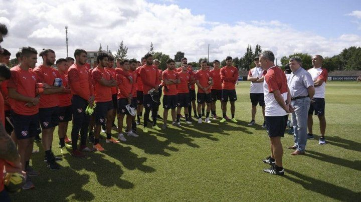 Arrancó la era Pusineri en Independiente