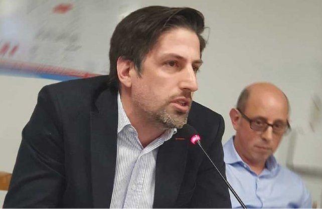 El ministro de Educación, Nicolás Trotta, estará este viernes en Santa Fe.