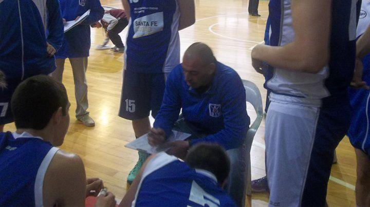 El gran objetivo de Fernando Esquivel en Rivadavia B