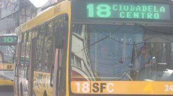 Transporte urbano de pasajeros