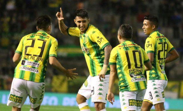 Alan Ruiz, a un paso de un grande de Sudamérica