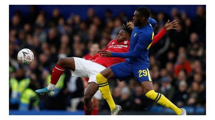 Avanzó Chelsea y Tottenham deberá jugar la revancha en la FA Cup