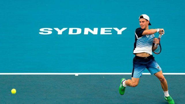 Derrota de Argentina ante Austria en la Copa ATP