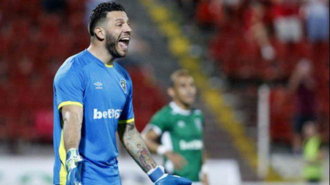 Jorge Broun, en la mira de San Lorenzo