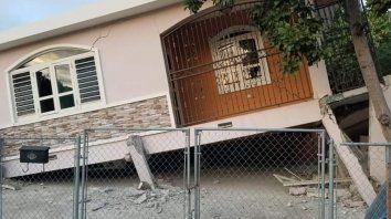 Imágenes del sismo ocurrido en Puerto Rico el pasado lunes.