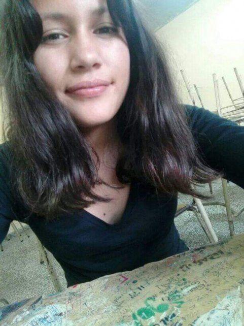 La adolescente Ailen Stebler fue encontrada muerta en el arroyo.