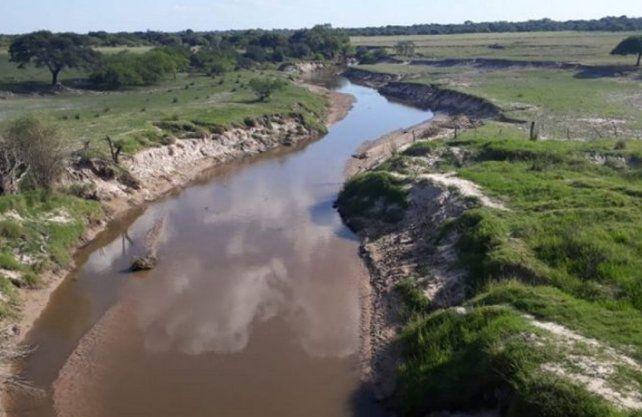 El arroyo El Toba