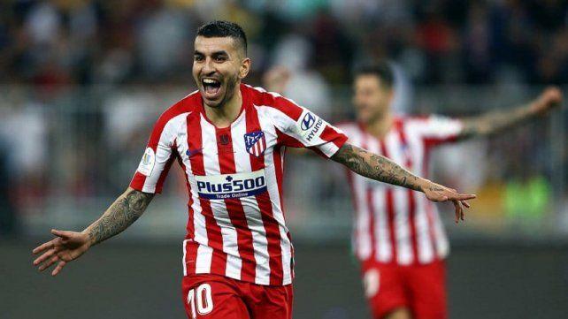 Atlético de Madrid derrotó a Barcelona y pasó a la final