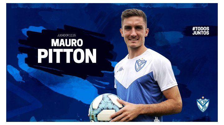 Vélez anunció las contrataciones de Mauro Pittón y Ricardo Centurión
