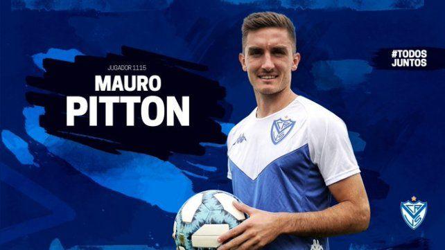 San Lorenzo vendió a Mauro Pittón a Vélez y no canceló el pago a Unión.