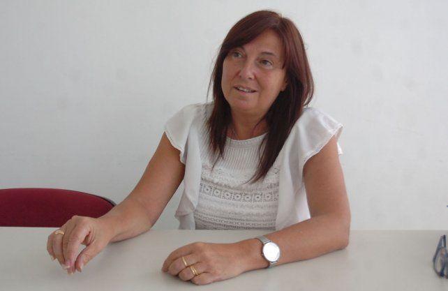 Celia Arena, Secretaria de Estado de Igualdad y Género.