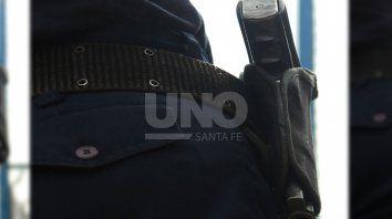 la policia llevara cartucho en recamara