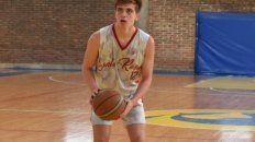 union sumo a una de las promesas del basquet local