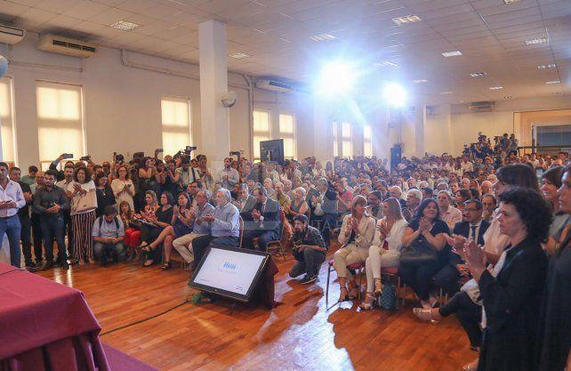 Arroyo en Rosario
