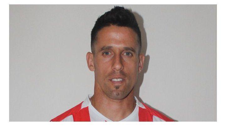 Javier Cabrera llegó a Mar del Plata para sumarse al plantel de Unión