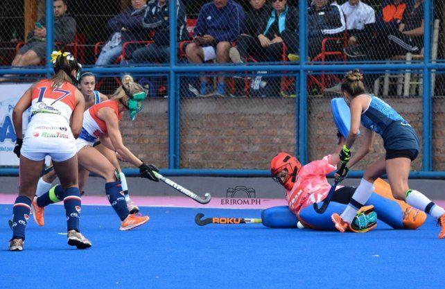 Cecilia Pastor fue convocada a la Selección Argentina de hockey pista